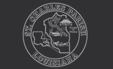 st. charles parish, louisiana logo
