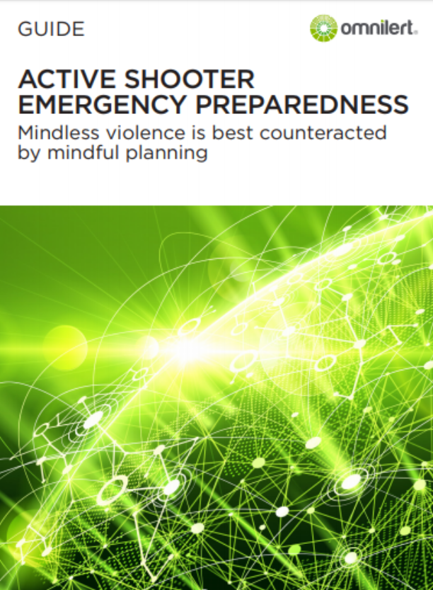 ActiveShooter Emergency Preparedness Guide Image