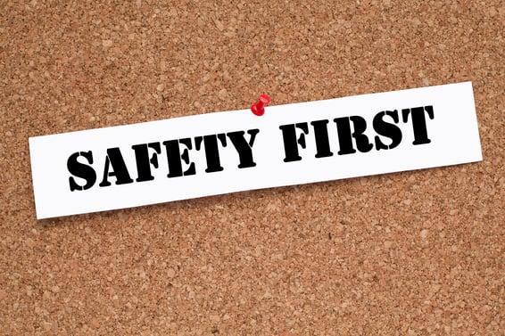 Campus Safety First