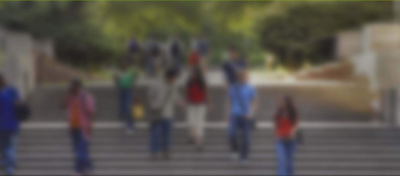 background of students walking