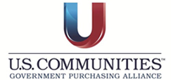 US communities government purchasing alliance logo