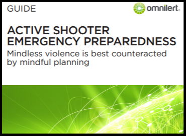 Active Shooter Emergency Preparedness Guide - After