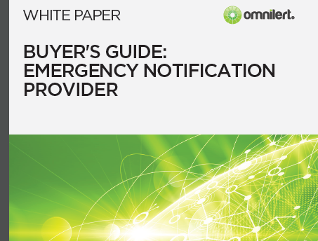 Buyer's Guide to Emergency Notification Providers