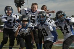 American Youth Football Tackles Communication Challenges with RainedOut Text Alerts