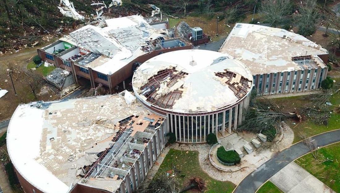 Jacksonville State University Tornado-1