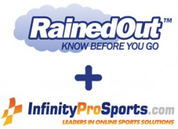 Infinity Pro Sports and RainedOut Team Up to Deliver Group Text Messaging