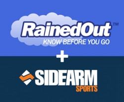 SIDEARM Sports Offers Free Group Messaging Through RainedOut Partnership