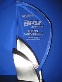 RainedOut Wins Soccer Product of the Year Award