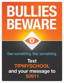 Refugio ISD's New Anonymous Tip System Deters Bullying Like Cameras Deter Crime