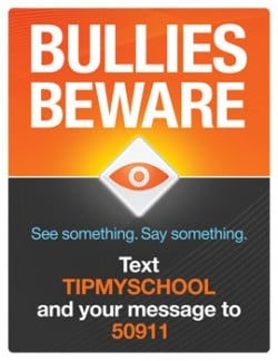Refugio ISD's New Anonymous Tip System Deters Bullying Like Cameras Deter Crime