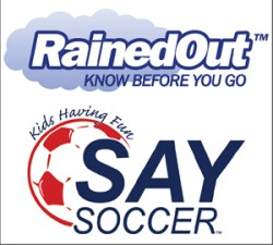 Soccer Association for Youth Scores with RainedOut Partnership