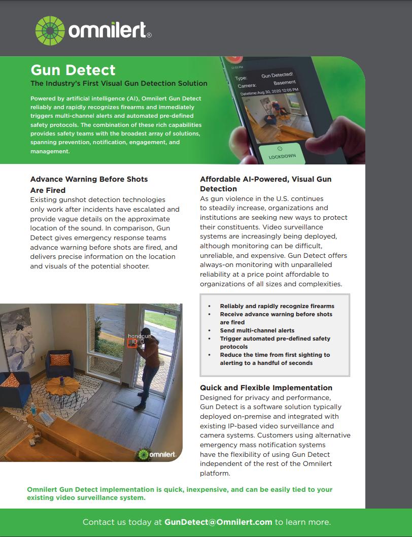 Gun Detector