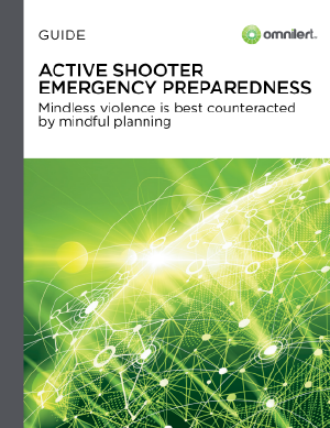 ActiveShooter Emergency Preparedness Guide Image
