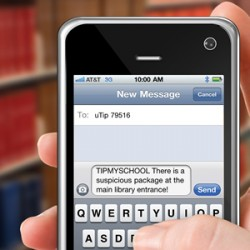 West Texas A&M Turns Cell Phones into Crime Prevention Agents