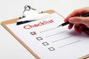 Opt-Out: Data Collection Checklist