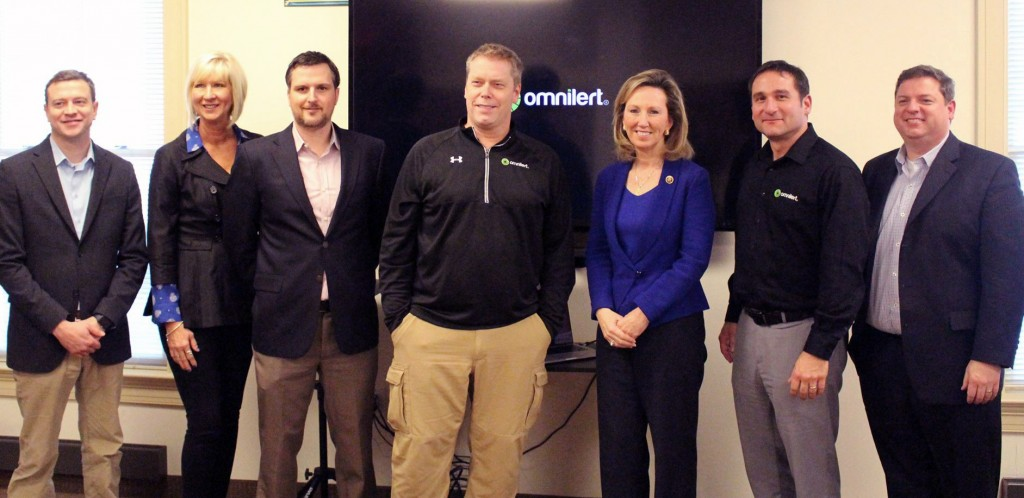 Virginia Representative Comstock Taps Omnilert to Learn About Latest Advances in Emergency Communications Technology