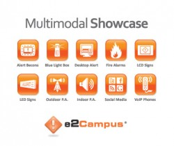 First Ever 'Multimodal Showcase' Debuts Next Generation of Mass Notifications