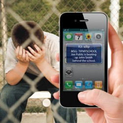 Bully Buster text-a-tip service helps schools stop bullying