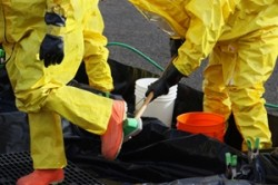 Chemical spills prompt emergency response