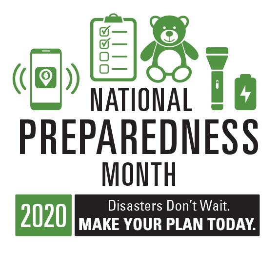 2020 National Preparedness Month: Crisis Trifecta