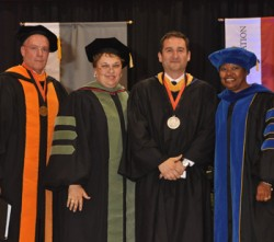 Omnilert CEO Bagdasarian Earns Achievement Award from Buffalo State